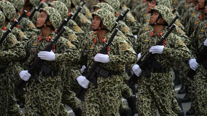 Quân đội Việt Nam.