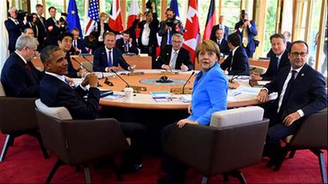 Nhóm các cường quốc G7 tìm cách vực dậy nền kinh tế toàn cầu