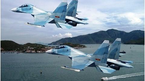 Không quân Việt Nam (ảnh minh họa).
