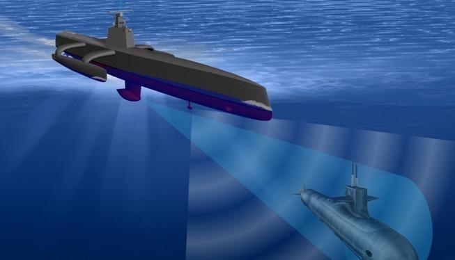 """Mỹ sẽ triển khai """"quân đoàn không người lái"""" ở Biển Đông đối phó Trung Quốc?"""