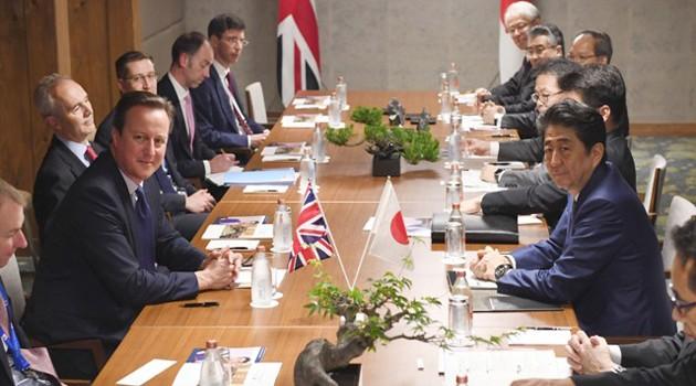 Lãnh đạo nhóm các nước G7 nhấn mạnh cần giải quyết hòa bình các tranh chấp ở Biển Đông