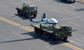 UAV Harbin BZK-005 do Trung Quốc chế tạo.