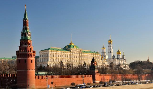 Điện Kremlin.