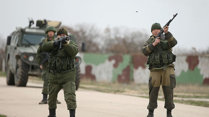 Kiev đang lo ngại về khả năng xung đột toàn diện ở miền Đông