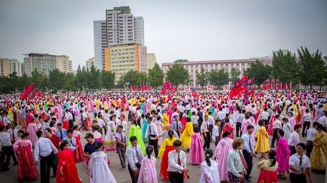 Mạng xã hội xuất hiện ở Bắc Triều Tiên bị thiến niên Scotland đánh sập