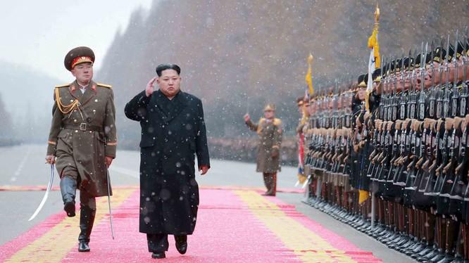 Triều Tiên đang tái chế nguyên liệu bom hạt nhân ở Yongbyon