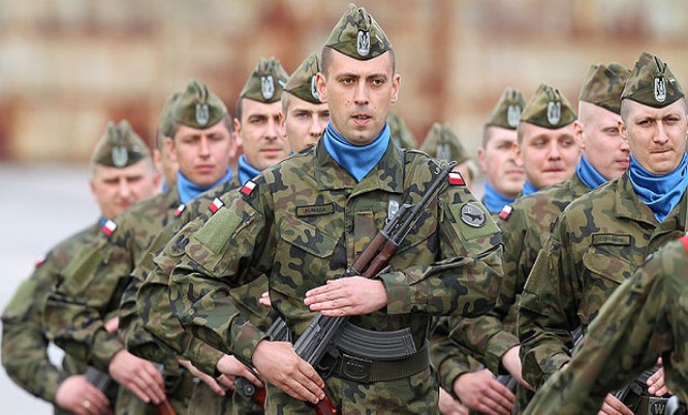 Quân đội Ba Lan (ảnh minh họa)