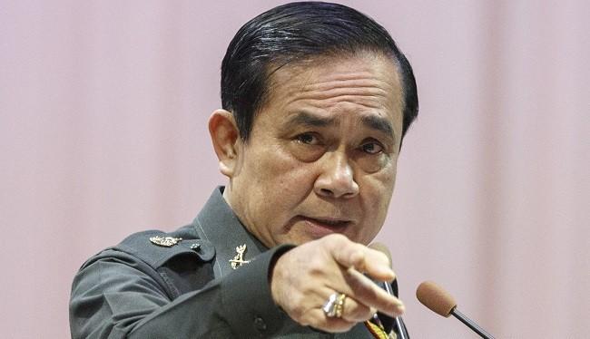 Thủ tướng Thái Lan Prayut Chan-ocha.
