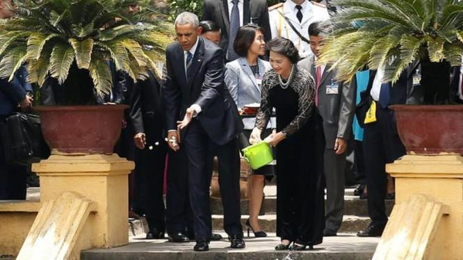 Chủ tịch Quốc Hội Việt Nam Nguyễn Thị Kim Ngân.