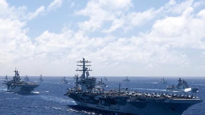Hải quân Mỹ (ảnh minh họa).