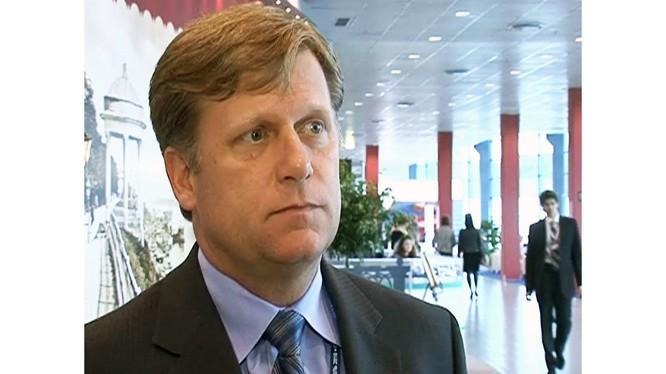 Cựu Đại sứ Mỹ tại Nga Michael McFaul.