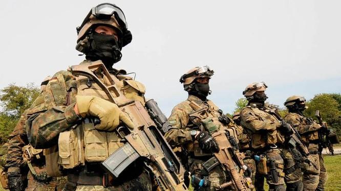 Quân đội Đức (ảnh minh họa).