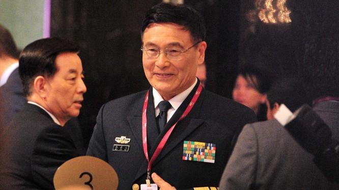 Ông Tôn Kiến Quốc.