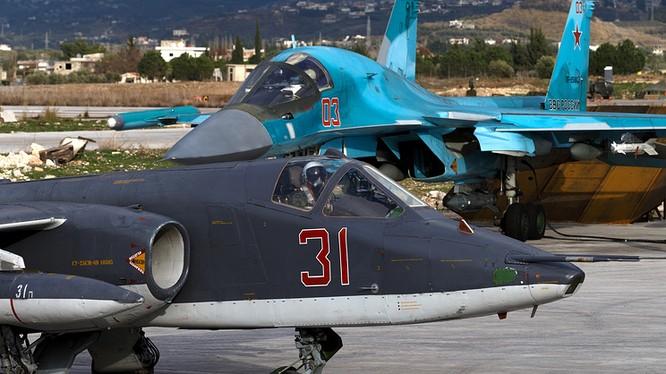Không quân Nga (ảnh minh họa).