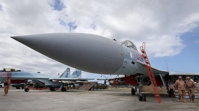 Nga phủ nhận tin có máy bay chiến đấu bị bắn hạ ở Syria