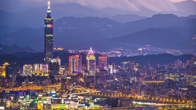 Thành phố Đài Bắc, Đài Loan (ảnh minh họa).
