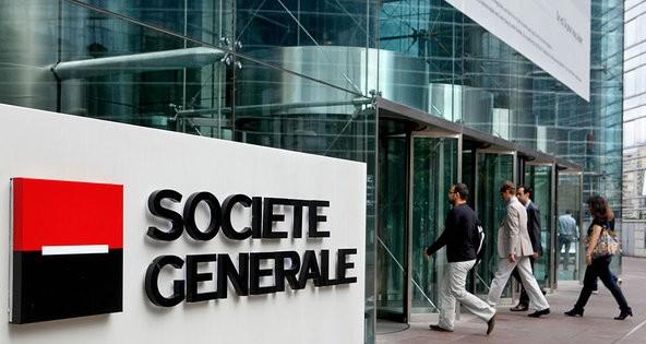 Ngân hàng Pháp Societe Generale.