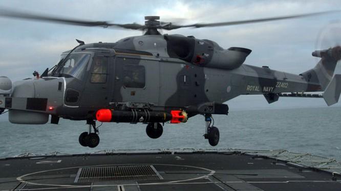 Trực thăng săn ngầm AW159 Wildcat