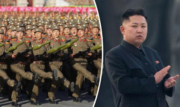 Ông Kim Jong Un.