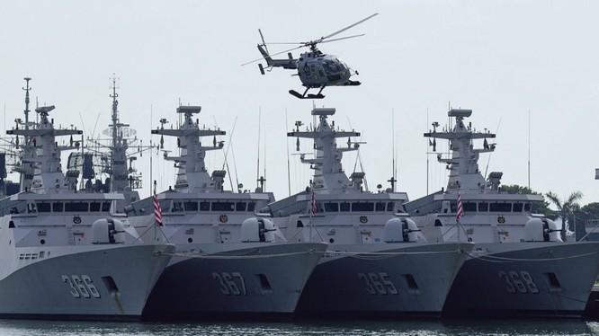 Hải quân Indonesia (ảnh minh họa)