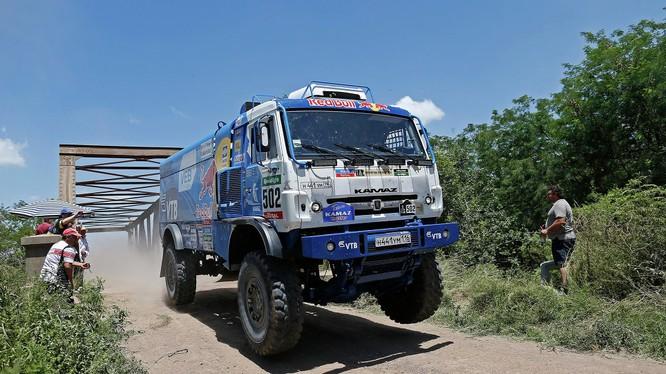 Hãng KAMAZ có kế hoạch gia tăng xuất khẩu xe vào Việt Nam.
