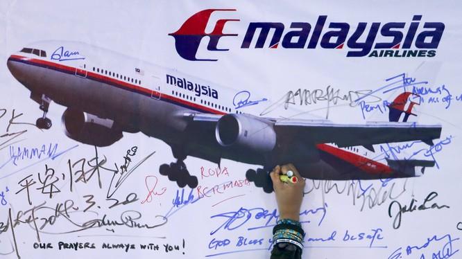 MH370.