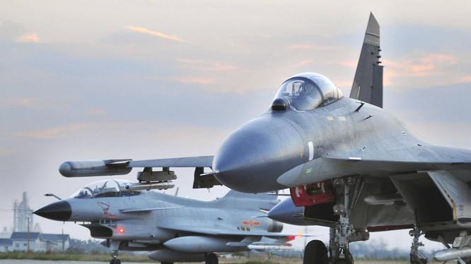 Máy bay của Không quân Trung Quốc (ảnh minh họa).