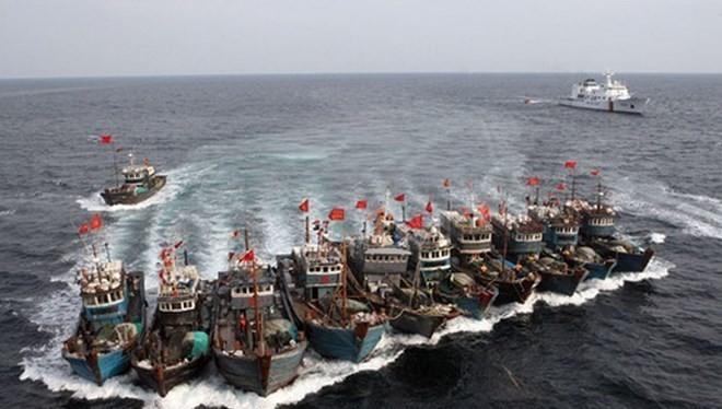 Quan chức Mỹ tố Trung Quốc lợi dụng tàu cá để củng cố tuyên bố chủ quyền