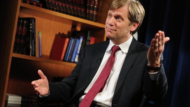 Cựu Đại sứ Mỹ tại Nga Michael McFaul