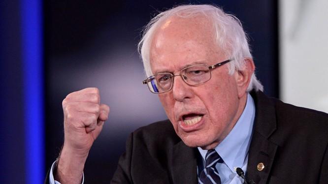 Ông Bernie Sanders.