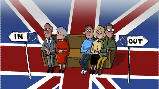 Sẽ có thêm sáu nước có thể tổ chức trưng cầu để ra khỏi EU?