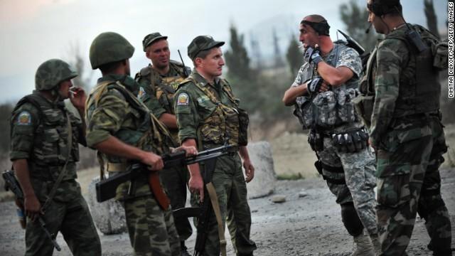 Gruzia bãi bỏ nghĩa vụ quân sự bắt buộc.