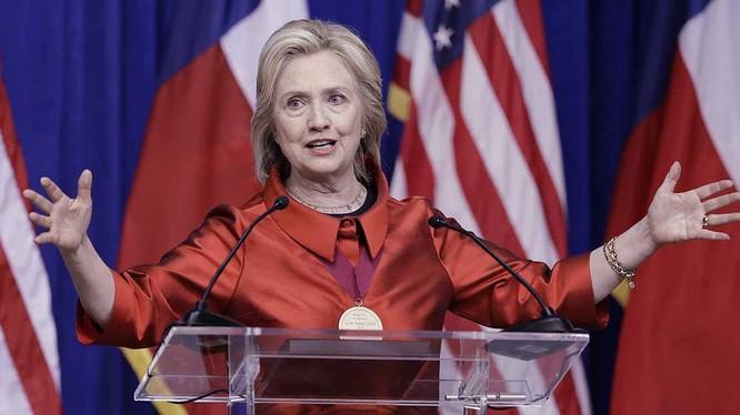 Bà Hillary Clinton có thể trở thành Tổng thống Mỹ nhiệm kỳ tới?