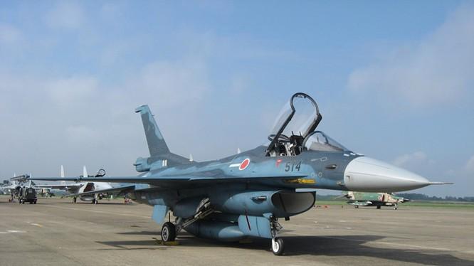 Chiến đấu cơ của Lực lượng phòng vệ trên không Nhật Bản (ảnh minh họa).