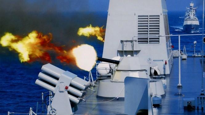 Hải quân Trung Quốc sẽ tập trận trên Biển Đông để thị uy.