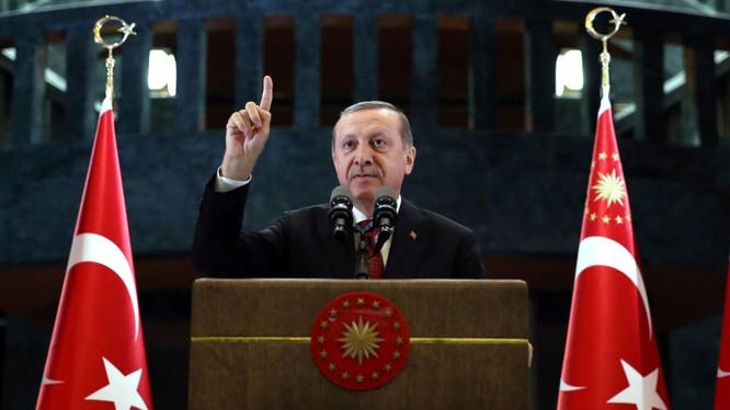 Lời xin lỗi của Erdogan là động tác đầu hàng Nga hoàn toàn?
