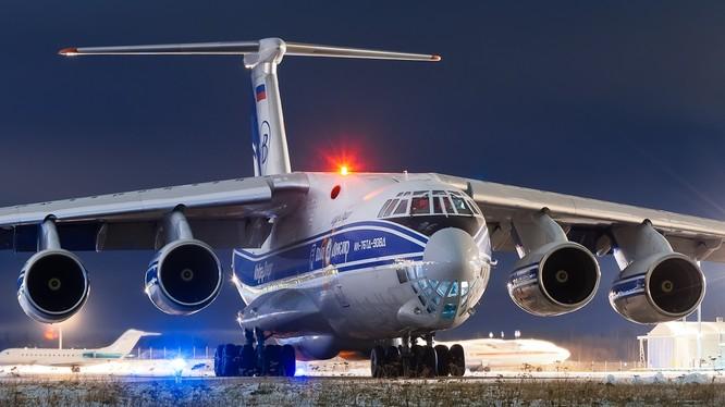 Cả 10 người trên máy bay Il-76 rơi tại Nga đã thiệt mạng.