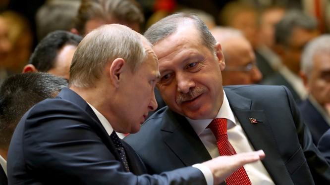 Thổ Nhĩ Kỳ làm lành với Nga nhằm chặn đà độc quyền bá chủ của Iran?
