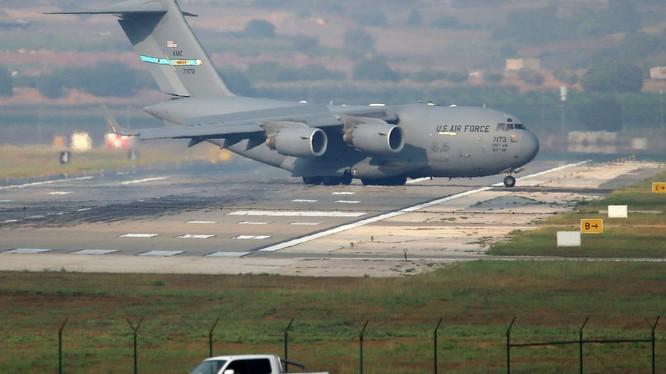 Thổ Nhĩ Kỳ có thể cho phép Nga sử dụng căn cứ không quân Incirlik