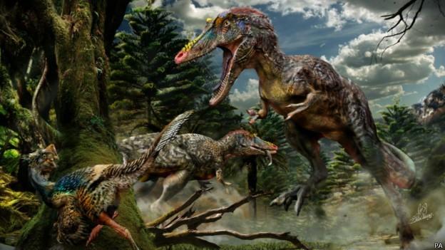 Đòn tấn công kép nào đã gây cái chết của loài khủng long?