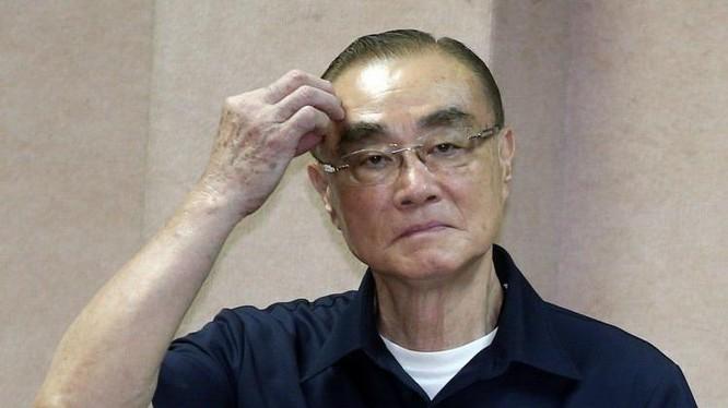 Phùng Thế Khoan, Bộ trưởng Quốc phòng Đài Loan. Ảnh: UDN.