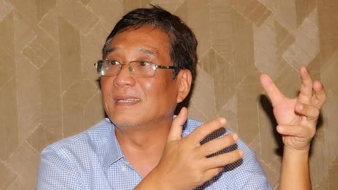 Tiến sỹ Hoàng Ngọc Giao, Viện trưởng Viện Nghiên cứu Chính sách, Pháp luật và Phát triển.