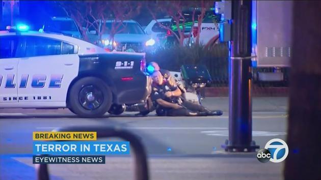 Vụ bắn giết tại Dallas: Lần đầu tiên Mỹ dùng robot diệt hung thủ.