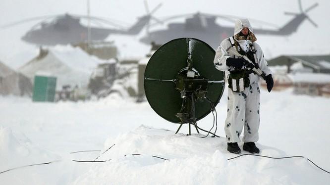Nga xây dựng và sửa sang 10 sân bay Bắc Cực cho quân đội