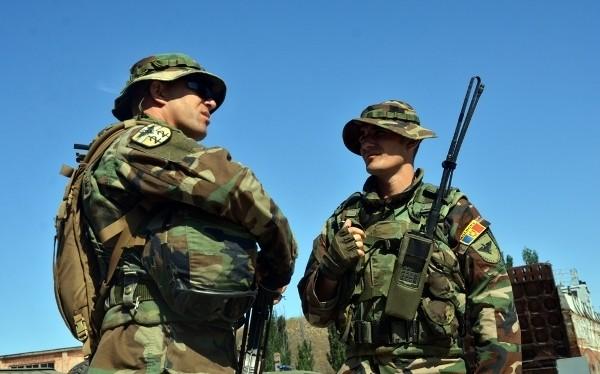 Quân đội Moldova.