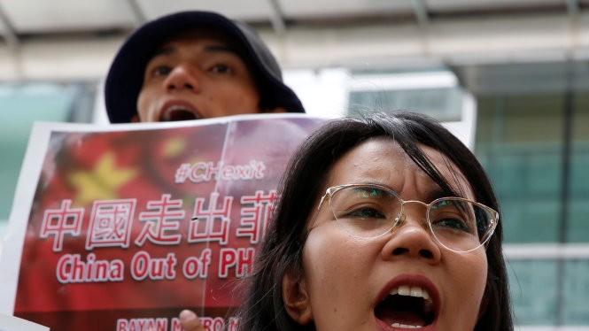 Philippines cảnh báo công dân đang ở Trung Quốc