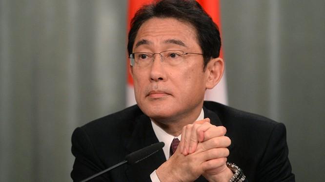 Bộ trưởng ngoại giao Nhật Bản Fumio Kishida