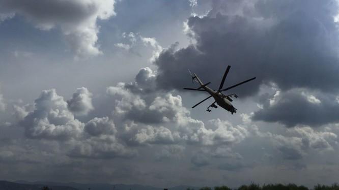 Nga chuẩn bị chiến dịch trả thù cho máy bay trực thăng bị bắn rơi