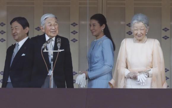 Nikkei Asian Review: Nhật Hoàng có ý định từ bỏ ngai vàng ngay khi còn sống