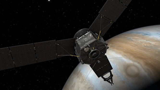 Tàu thăm dò không gian Mỹ Juno.